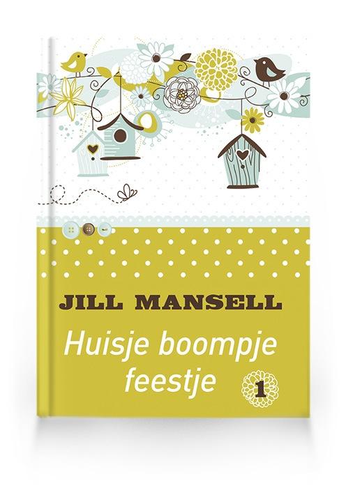 Afbeelding: Huisje boompje feestje (in 2 delen)